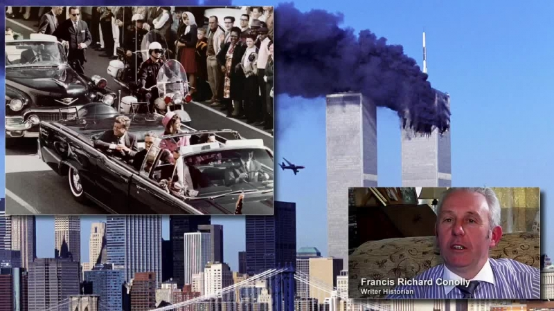 A Conversation with Francis Richard Conolly Director of JFK to 9 11 Everything Is A Rich Man's Trick