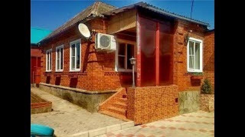 Продается кирпичный дом в ст. Холмской Абинского района Краснодарского края