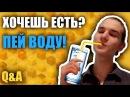 ❓Простой Лайфхак от ОБЖОРСТВА! | Как количество выпитой воды влияет на срывы | Фр...