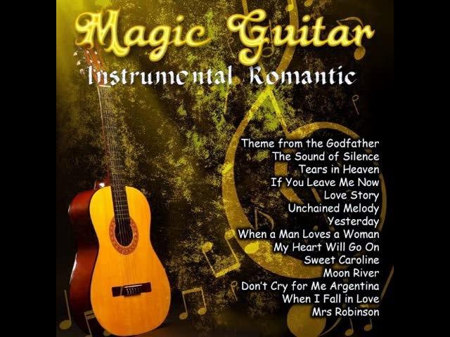 MAGIC GUITAR – INSTRUMENTAL ROMANTIC 1 - 13