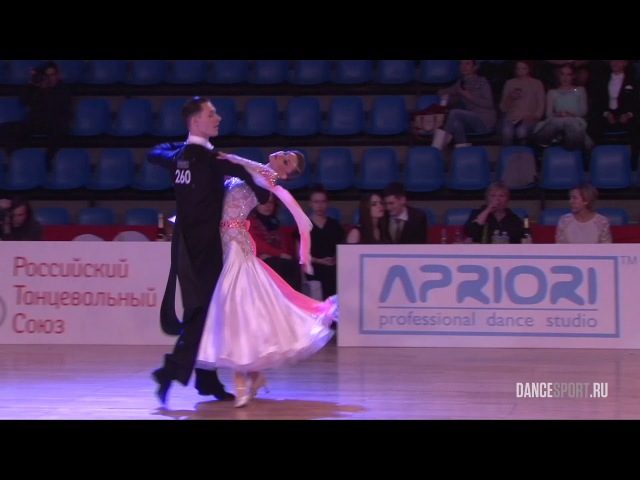 Есипчук Артем Воробьева Анна 1 2 English Waltz