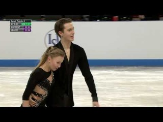 Arina USHAKOVA / Maxim NEKRASOV - SD, JWC 2018