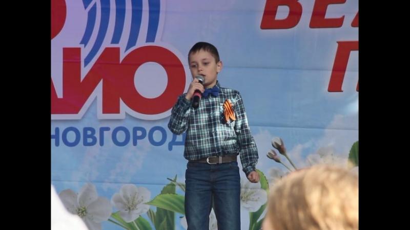 Варчак Артём Булочка с творогом педагог Андреева Татьяна Николаевна