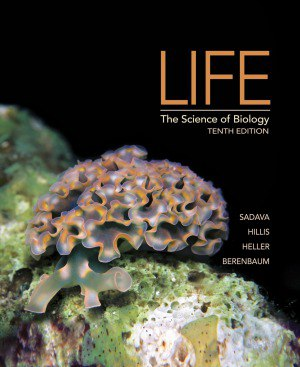 Life - The Science of Biology, 10th edition (2012)