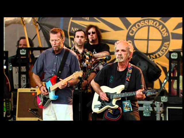 J J Cale Eric Clapton Call Me The Breeze Live From Crossrods Guitar Festival 2004