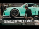 New RWB Porsche 930 Shinkiro - Building process - Russia - Lowdaily - Rauh Welt - 4K.