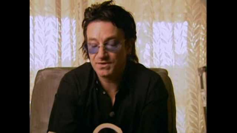 Bono reads The Crunch by Charles Bukowski