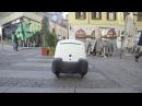 YAPE il sistema di consegne a domicilio a guida autonoma