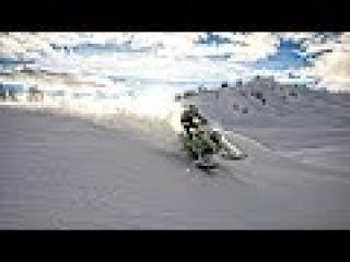 Покатушки, Горный снегоход Ski-doo 800 за 1.5 ляма , чуть не потеряли Go Pro, Bady eazy E - Gangsta