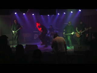 Cross Stitched Eyes - Live at Dallas, USA,  2017. Full HD