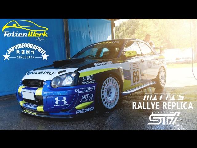 Mitti's Rallye Replica Prodrive Subaru Impreza WRX STI Blobeye