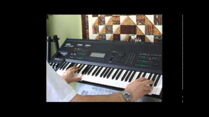Yamaha Sy77 Patch Demos