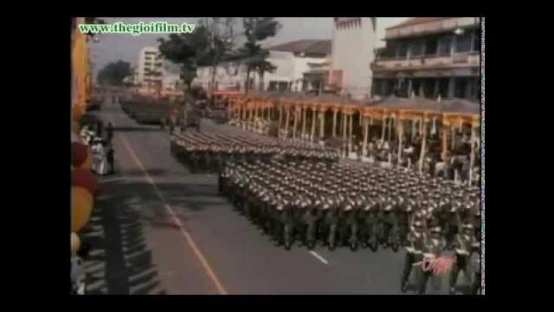 Militärparade der ARVN 19 6 1971 und 1973 south vietnamese military parade 1971 1973