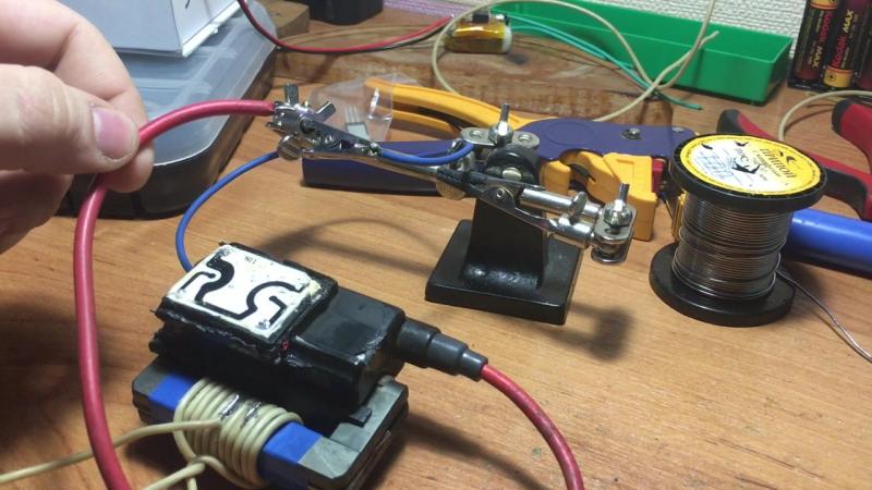 Высоковольтный трансформатор ⚡️5kv⚡️(1)