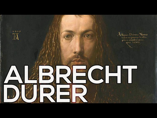 Albrecht Durer A collection of 153 paintings (HD)