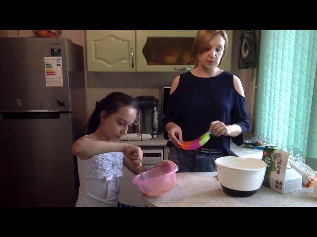 Рецепт: бисквит из овсяных отрубей по диете Дюкана