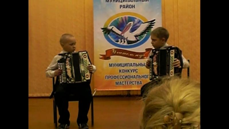 Гармонисты. Луковецкая СШ. 13.12.17.