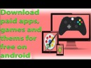 How to download Paid APPS GAMES and themes For FREE on Android