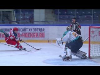 Звезда  Торпедо У-К 4-3. Обзор матча