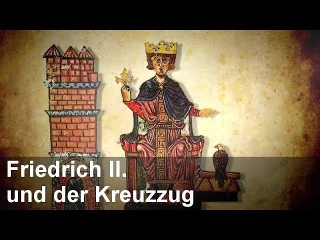 [субтитры рус. нем.] Немцы (Die Deutschen) s02e02 - Фридрих II и крестовый поход