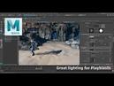 Creating great lighting for Playblasts