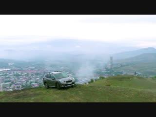 Subaru forester 2019 x-mode
