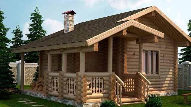 Собираетесь строить баню на даче?, изображение №4