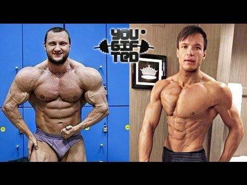 Men's Physique из Бруклина Сергей Смирнов и Антон Дегтярёв