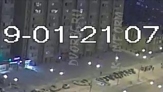 22-летняя девушка разбилась в Сургуте