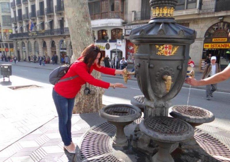Интересные факты о Барселоне