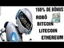 【ICENTER ROBÔ】☛Melhor robô trade | Ganhos mais de 2 Mil ao dia