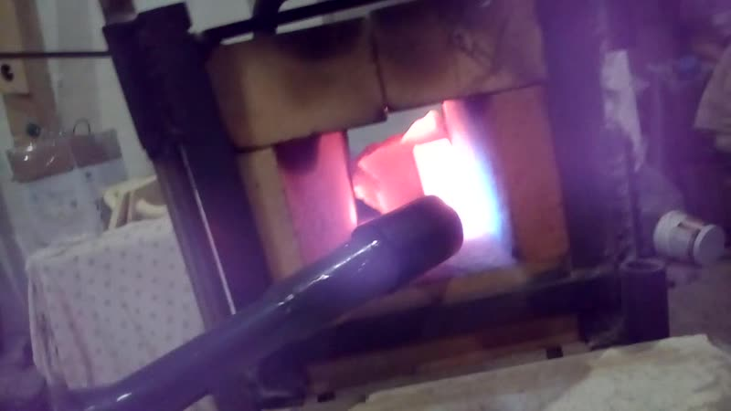 газовый горн без дополнительного поддува