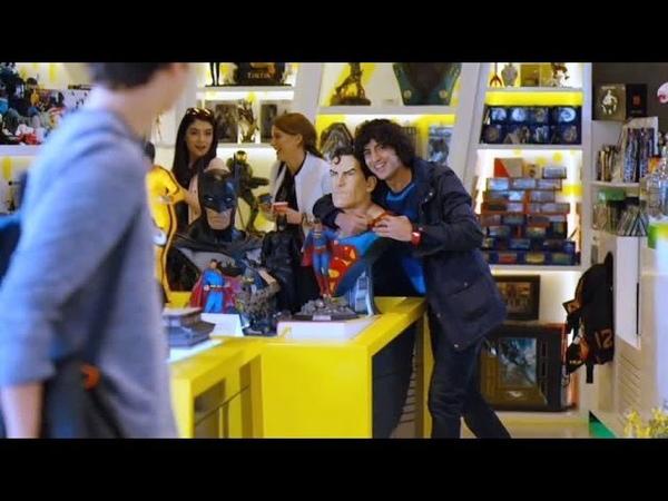 Medcezir 31 Bölüm Mert oyuncakçı dükkanında