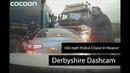 Derby Dashcam 100mph Police Chase
