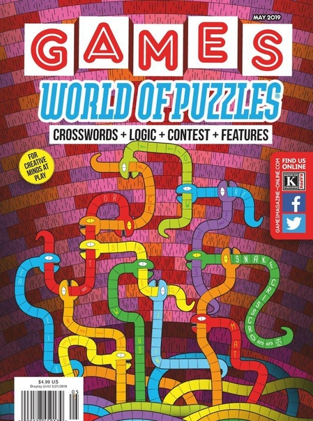 2019-05-01 Games World of Puzzles