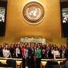 Модель ООН | Нью-Йорк | 26 марта - 1 апреля
