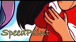 [Speedpaint] — Lilo & Stitch |sai|