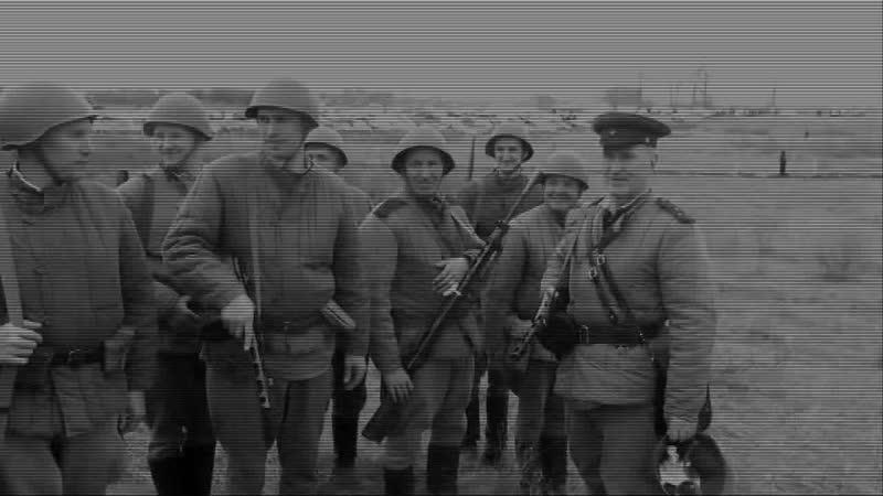 Реконструкция боя в п Формальном Май 1945 г