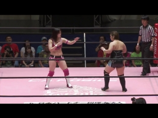 Miyu Yamashita (c) vs. Yuu - TJP Brand New Wrestling 2
