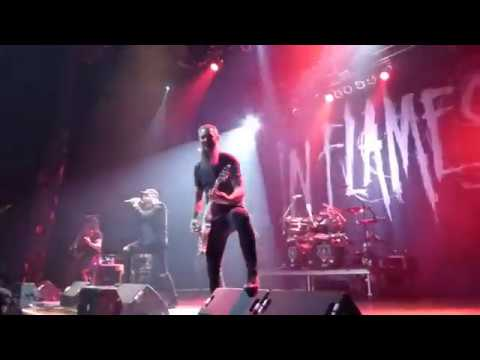 In Flames Where the Dead Ships Dwell Houston 02 12 19 HD