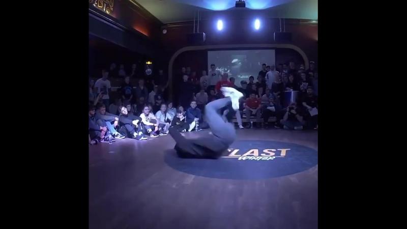 BBoy Greku (Polskee Flavour) Killing Set at The Legits Blast x Undisputed 2018.