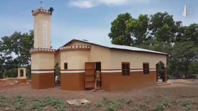Мечеть BB038 Имам аш Шафии Бенин 2018