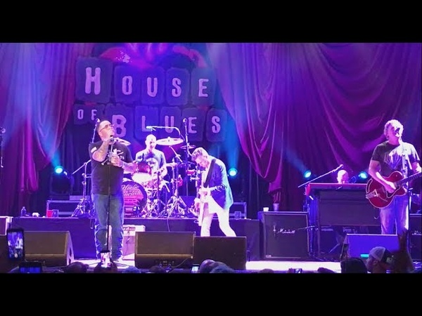 Aaron Lewis Hootie (LIVE COVER) With a little help from my friends