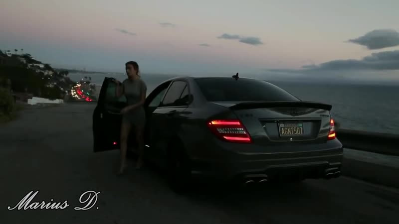 Jemme Butterfly Mercedes C63 AMG Out