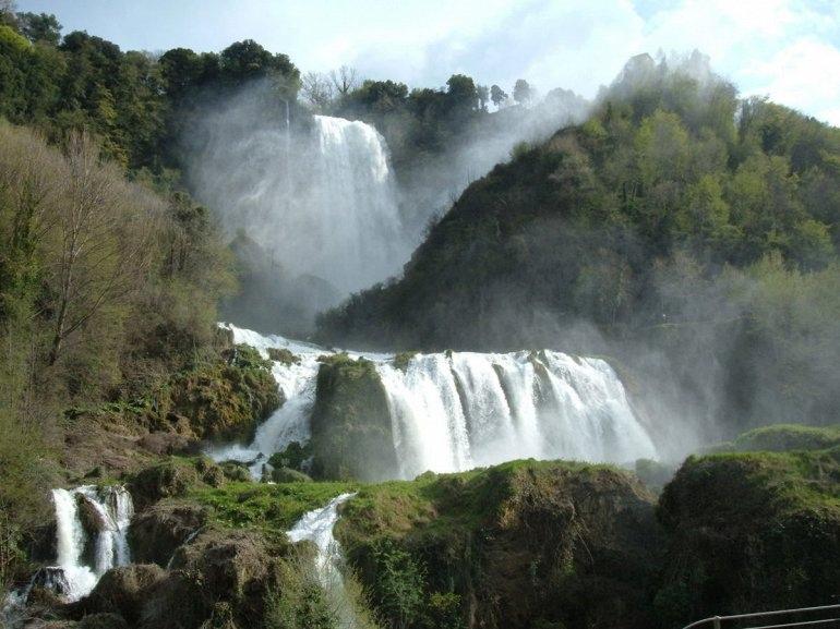 Мраморный водопад Марморе, изображение №2