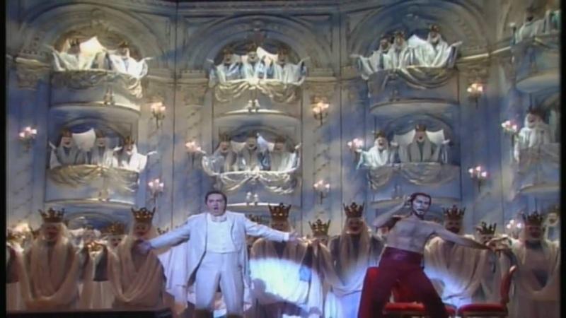 Arrigo Boito: Mefistofele Finale