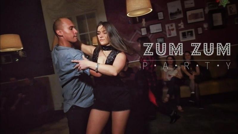 ZumZum Party. Welcome zouk roda for João Paulo Jota. (Lambada)