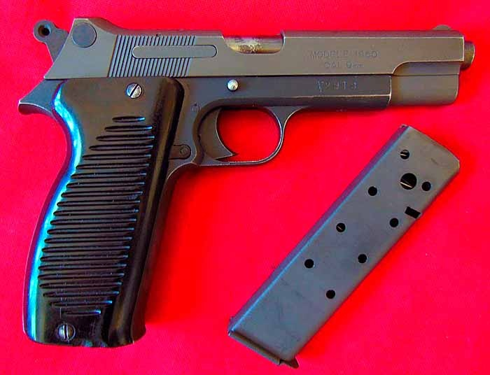 Пистолет MAC Modеle 1950, Франция, изображение №2