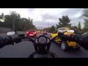 Ankara da trafik te Vrod Night Rod Special HD sürmek 2. bölüm