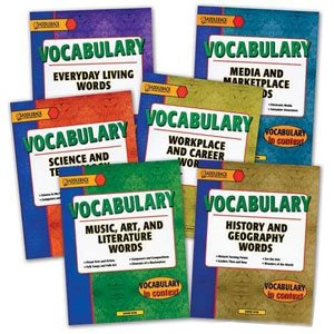 Vocabulary in Context Everyday Living words